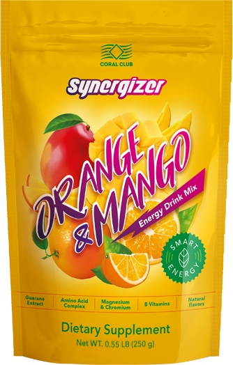 Buy Synergizer Orange & Mango