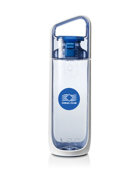 Buy Coral Water Bottle Delta 750 Blue