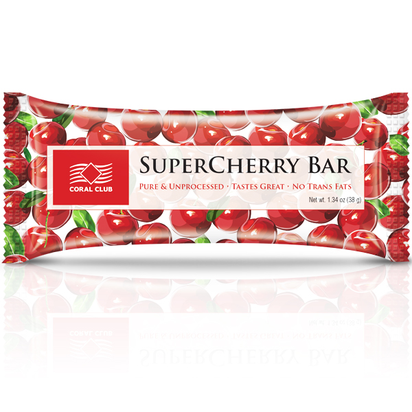 Buy SuperCherry Bar