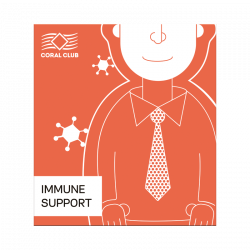 "Brochure ""Immune Support"""