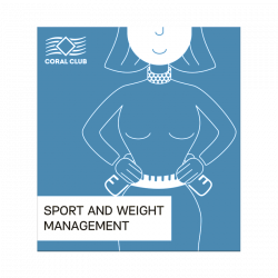 "Brochure ""Sport and weight management"""
