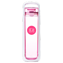 KOR One 750 water bottle, pink