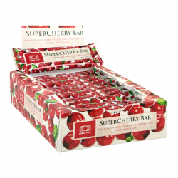 SuperCherry Bar, box of 12
