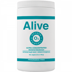Alive Ultra-Concentrated destainer/deodorizer